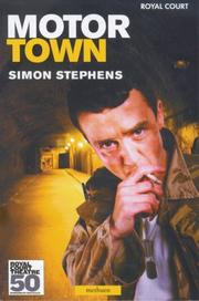 Cover of: Motortown | Simon Stephens