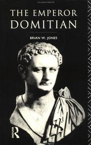 The Emperor Domitian by Brian W. Jones