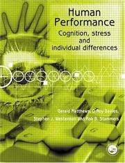 Cover of: Human Performance