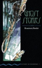 Cover of: Ghost Stories