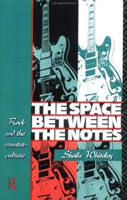 Cover of: The space between the notes