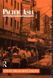 Cover of: Pacific Asia | D. W. Drakakis-Smith