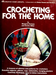 Crocheting for the home