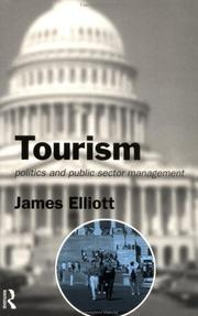Cover of: Tourism