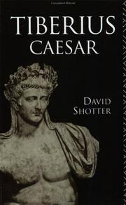 Cover of: Tiberius Caesar | D. C. A. Shotter