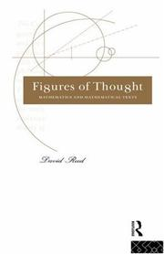 Cover of: Figures of Thought