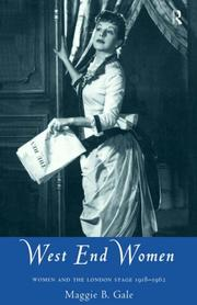 West End women by Maggie B. Gale