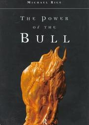 Cover of: The power of the bull | Michael Rice