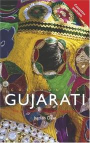 Cover of: Colloquial Gujarati