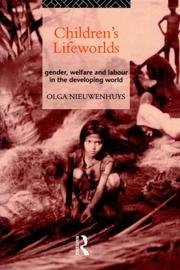Cover of: Children's Lifeworlds