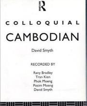 Cover of: Colloquial Cambodian