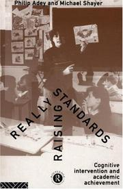 Cover of: Really Raising Standards | Michael Shayer