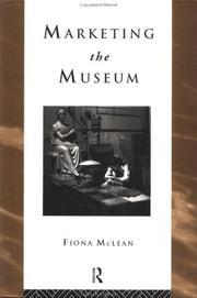 Cover of: Marketing the museum