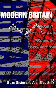 Cover of: Modern Britain