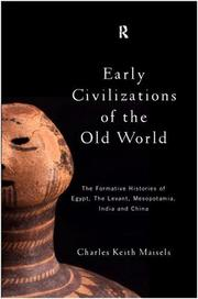Cover of: Early civilizations of the Old World