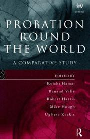 Cover of: Probation Round the World