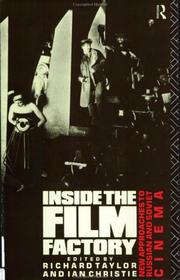 Cover of: Inside the film factory |
