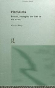 Cover of: Homeless | Gerald Daly