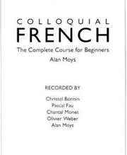 Cover of: Colloquial French