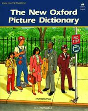 Cover of: The New Oxford Picture Dictionary | E. C. Parnwell