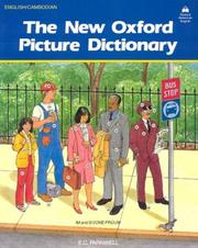 The new Oxford picture dictionary by E. C. Parnwell