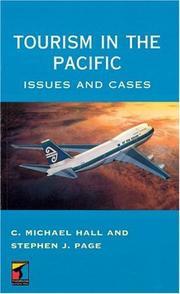 Cover of: Tourism in the Pacific