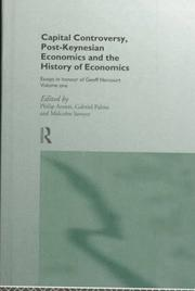 Cover of: Capital Controversy, Post Keynesian Economics and the History of Economic Thought