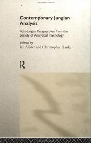 Cover of: Contemporary Jungian Analysis