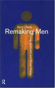 Cover of: Remaking men