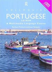 Cover of: Colloquial Portuguese CD-ROM