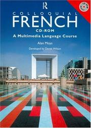 Cover of: Colloquial French CD-ROM