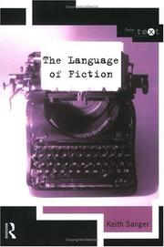 Cover of: The language of fiction