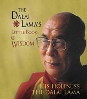 Cover of: The Dalai Lama's Little Book of Wisdom