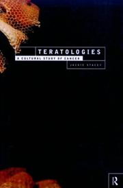 Cover of: Teratologies | Jackie Stacey