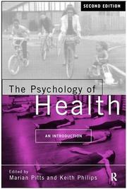 Cover of: The Psychology of Health