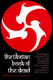 Cover of: The Tibetan Book of the Dead | Carl Gustav Jung
