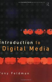 Cover of: An Introduction to Digital Media (Blueprint)