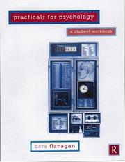Cover of: Practicals for Psychology | Cara Flanagan
