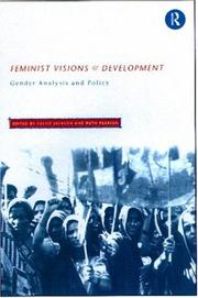 Cover of: Feminist Visions of Development by Ruth Pearson