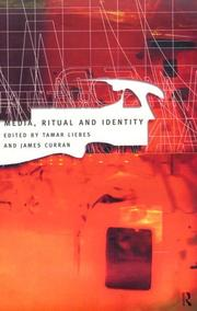 Cover of: Media, ritual, and identity |