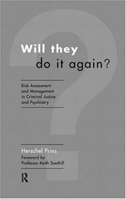 Cover of: Will They Do it Again?