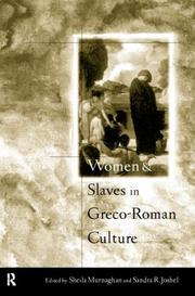 Cover of: Women and Slaves in Classical Culture