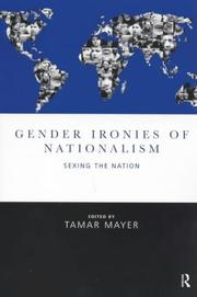 Cover of: Gender Ironies of Nationalism