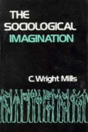 Cover of: The Sociological Imagination