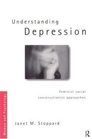 Cover of: Understanding depression