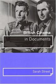 Cover of: British cinema in documents