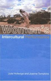 Cover of: Women's intercultural performance