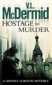 Cover of: Hostage to Murder