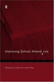 Cover of: Improving school attendance |