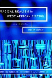 Cover of: Magical realism in West African fiction | Brenda Cooper